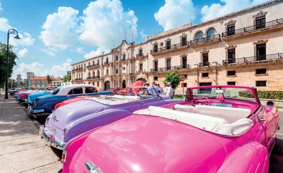 Tour privato dell'Havana con auto d'epoca